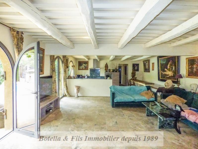 Verkoop van prestige  huis Uzes 583000€ - Foto 5