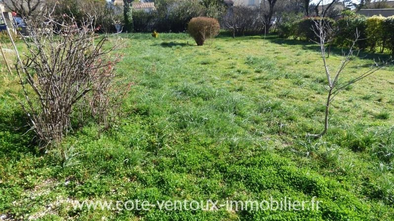 Sale site Aubignan 85 000€ - Picture 2