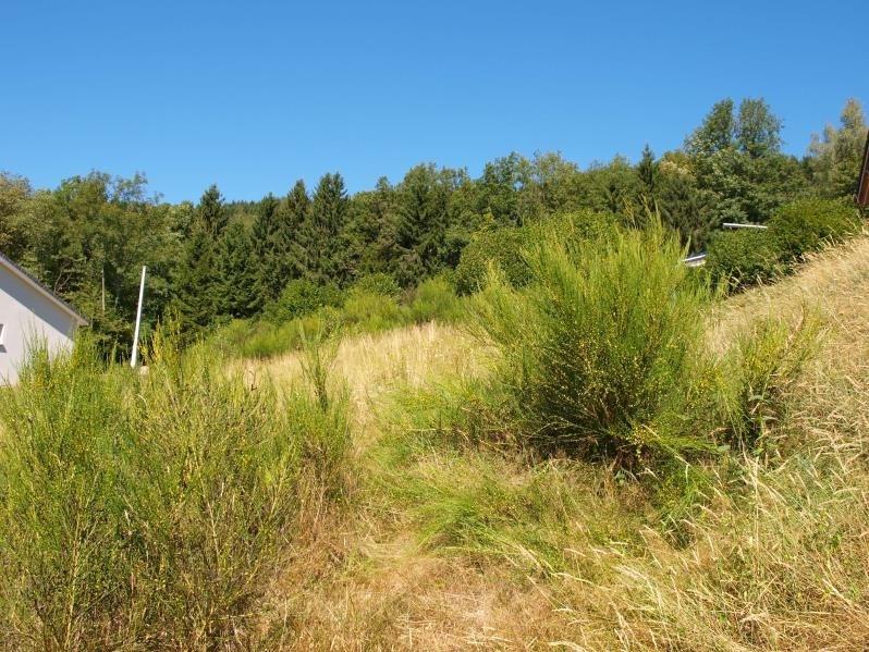 Vente terrain Cornimont 32300€ - Photo 4