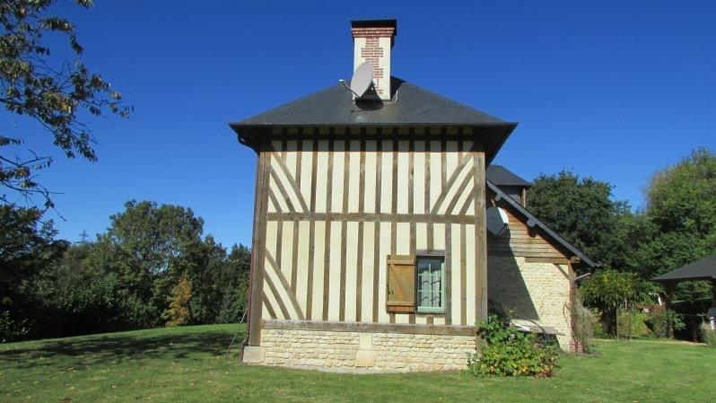 Vente maison / villa Le breuil en auge 337600€ - Photo 8