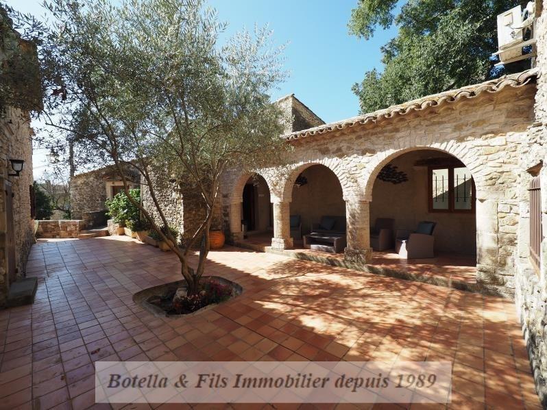 Immobile residenziali di prestigio casa Uzes 810000€ - Fotografia 13