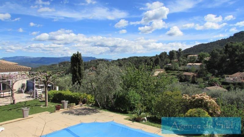 Vente de prestige maison / villa St savournin 570000€ - Photo 1