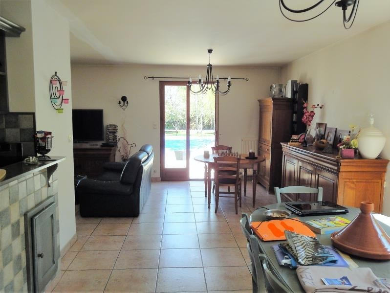 Investment property house / villa Savigny levescault 222 600€ - Picture 4