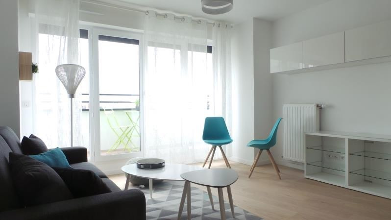 Rental apartment Bois colombes 860€ CC - Picture 1