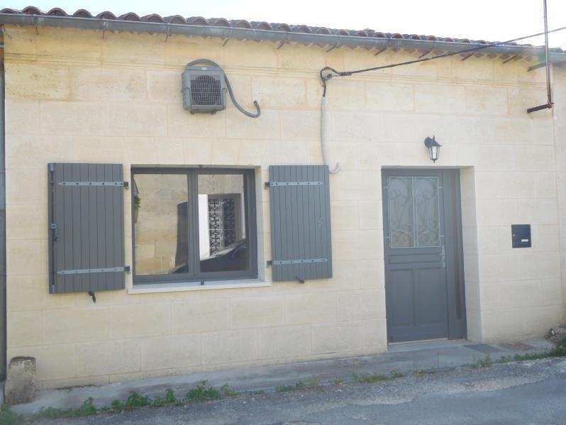 Rental house / villa St andre de cubzac 850€ CC - Picture 1