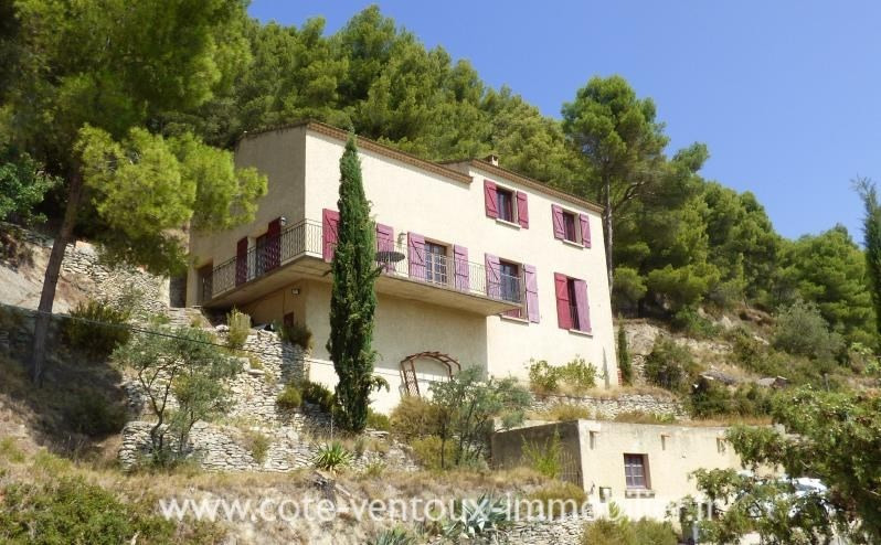 Vente maison / villa Beaumes de venise 367 000€ - Photo 4