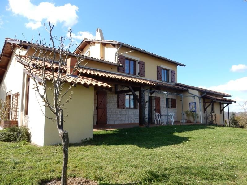 Sale house / villa Ste colombe 416 000€ - Picture 1