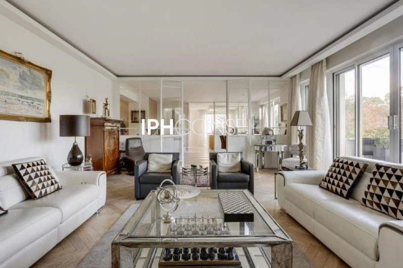 Deluxe sale apartment Neuilly-sur-seine 2490000€ - Picture 7
