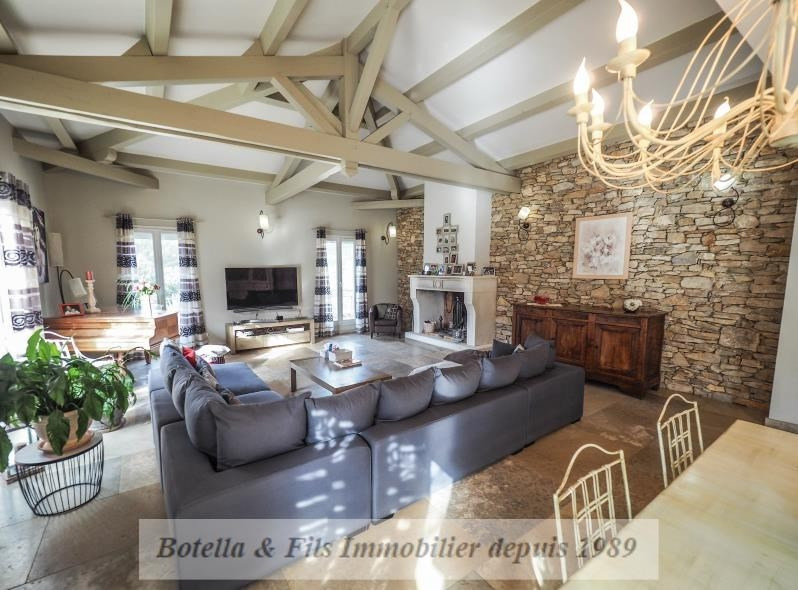 Verkoop van prestige  huis Tresques 698000€ - Foto 4
