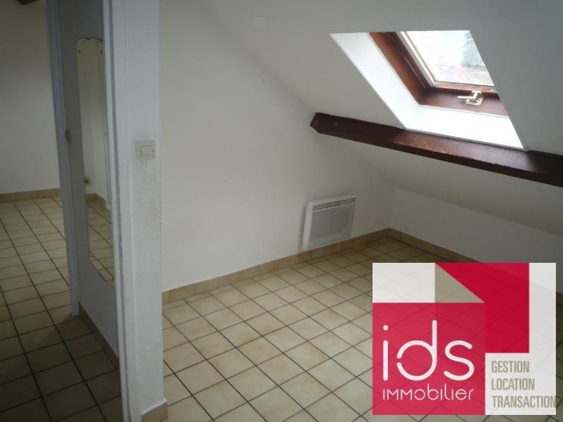Locação apartamento Allevard 450€ CC - Fotografia 5