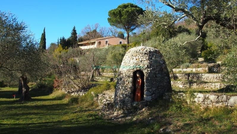 Vente de prestige maison / villa Saint cezaire sur siagne 790000€ - Photo 6