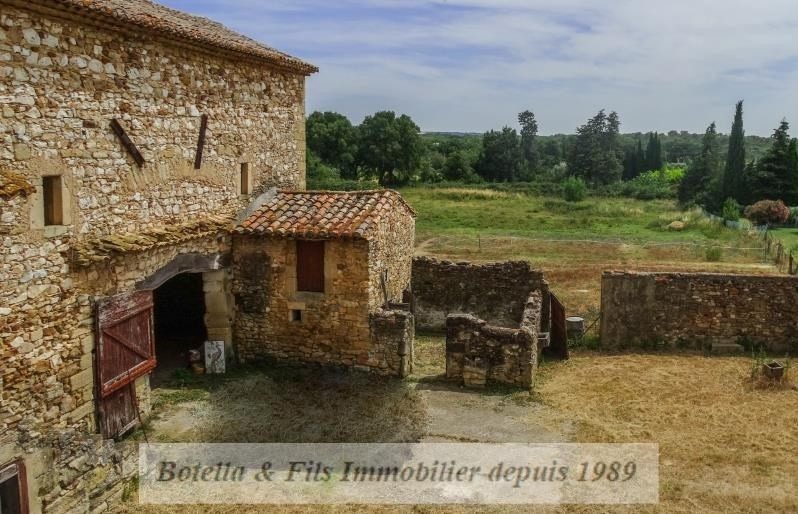 Vente de prestige maison / villa Uzes 521000€ - Photo 1