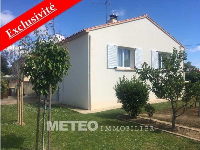 Vente maison / villa Les sables d'olonne 291 750€ - Photo 1