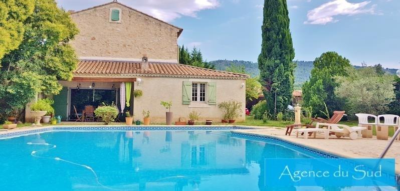 Vente de prestige maison / villa Aubagne 634000€ - Photo 1