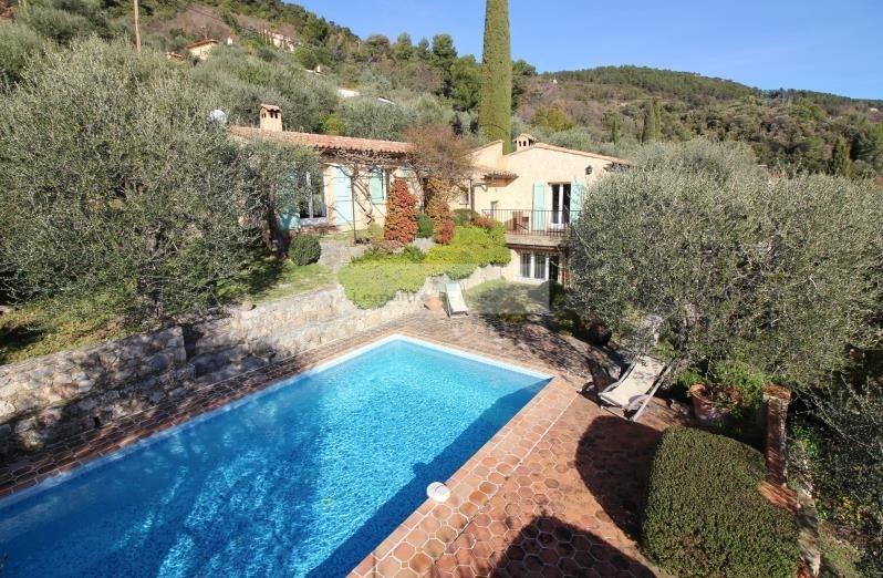 Vente de prestige maison / villa Le tignet 749000€ - Photo 2