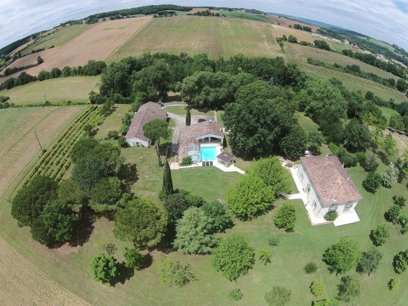 Deluxe sale house / villa Agen 990 000€ - Picture 1