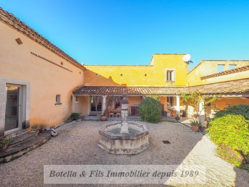 Vente de prestige maison / villa Uzes 950000€ - Photo 5