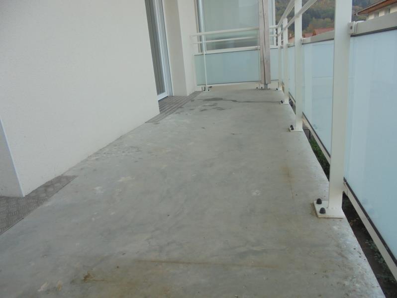 Sale apartment Scionzier 126000€ - Picture 4