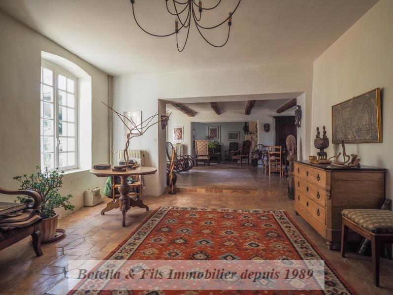 Vente de prestige maison / villa Uzes 998000€ - Photo 7