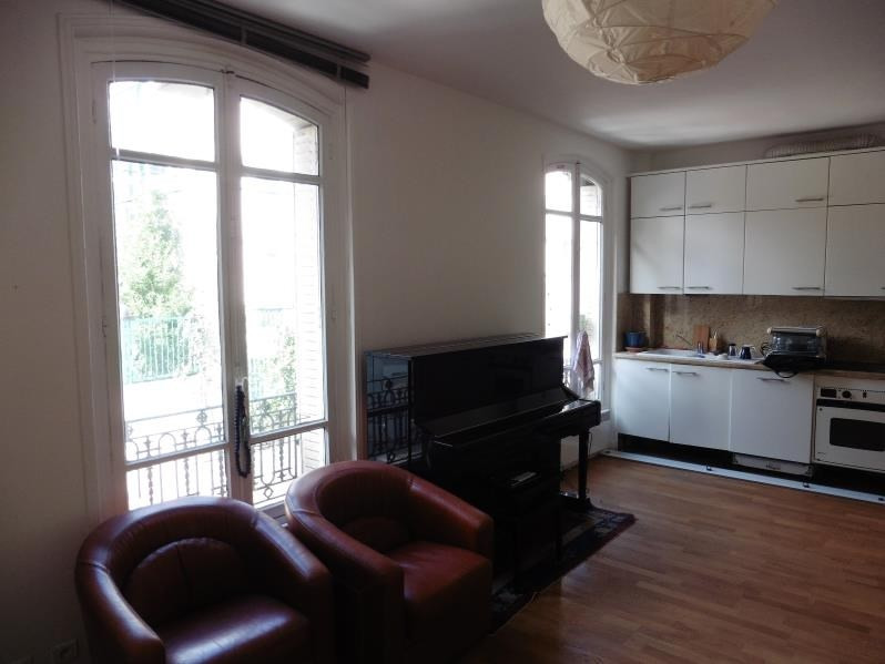 Sale apartment Paris 20ème 385 000€ - Picture 3