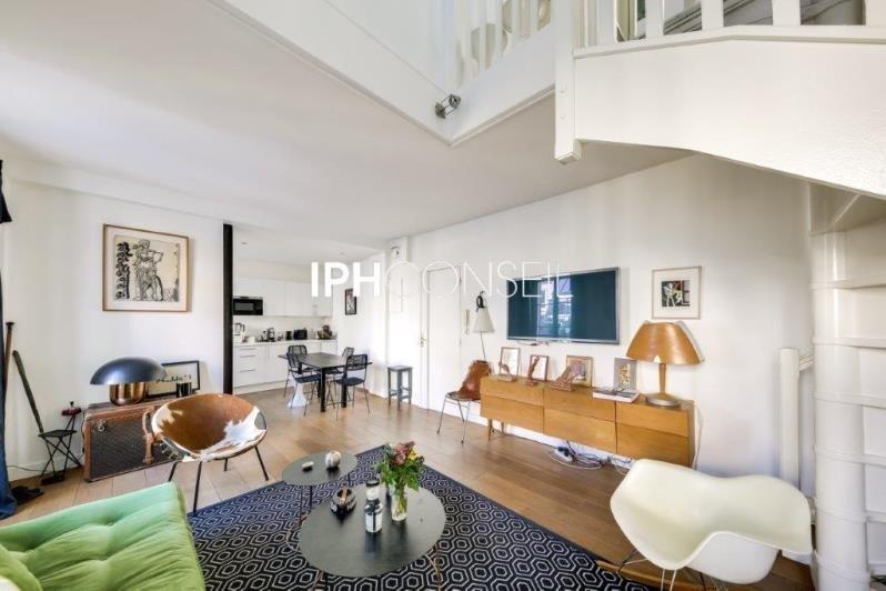 Vente de prestige appartement Neuilly sur seine 960000€ - Photo 1