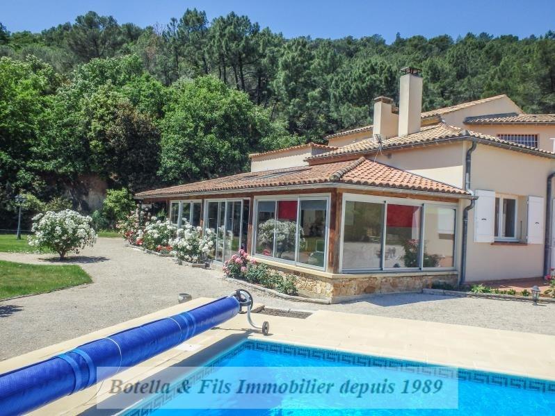 Vente de prestige maison / villa Tresques 532000€ - Photo 3