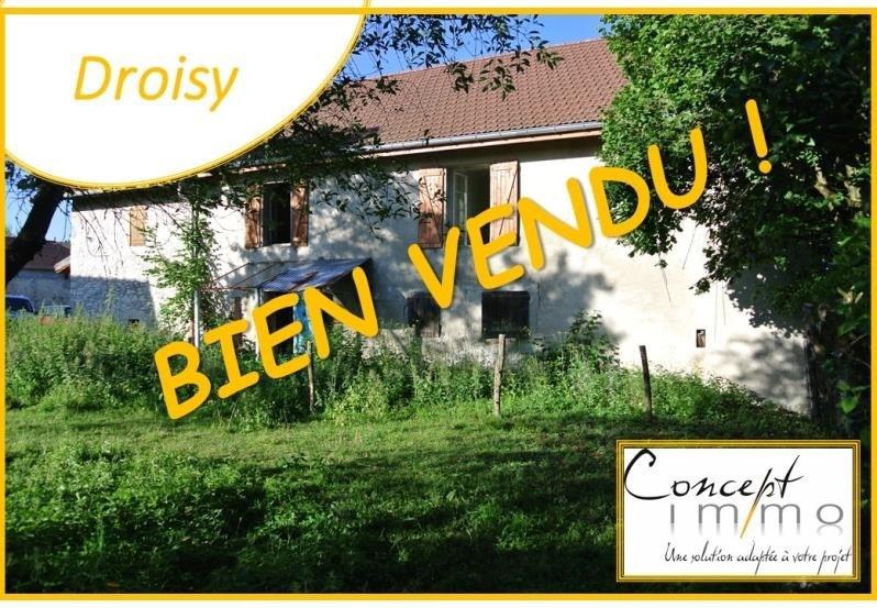 Venta  casa Droisy 233000€ - Fotografía 1
