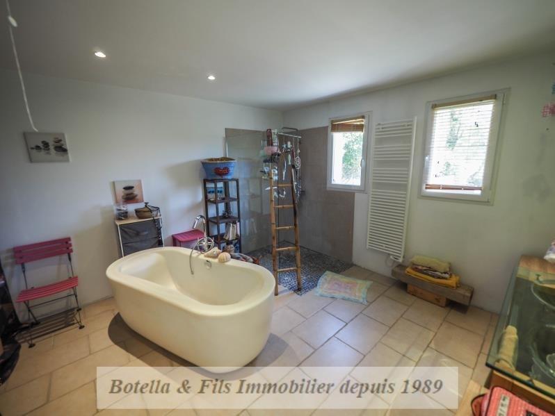 Vente maison / villa Goudargues 280000€ - Photo 8