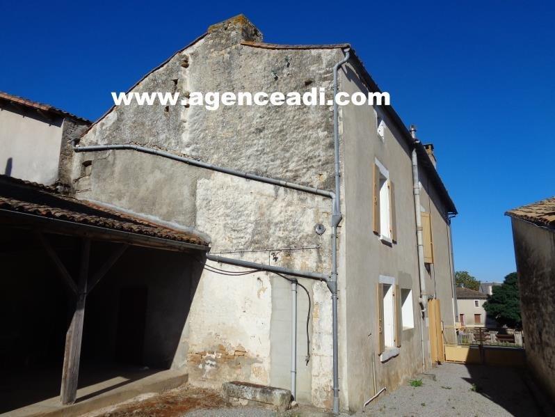 Vente maison / villa Chey 59900€ - Photo 1