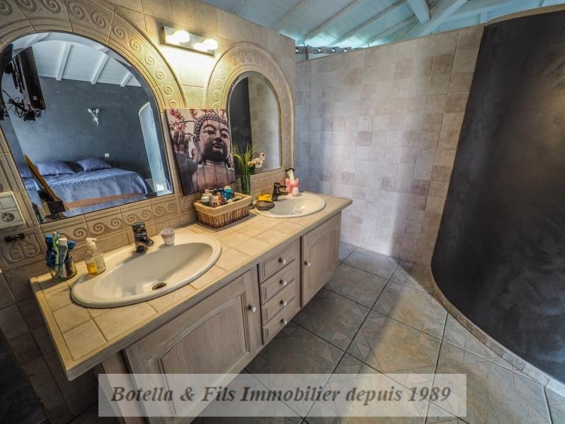 Vente de prestige maison / villa Bagnols sur ceze 490000€ - Photo 11
