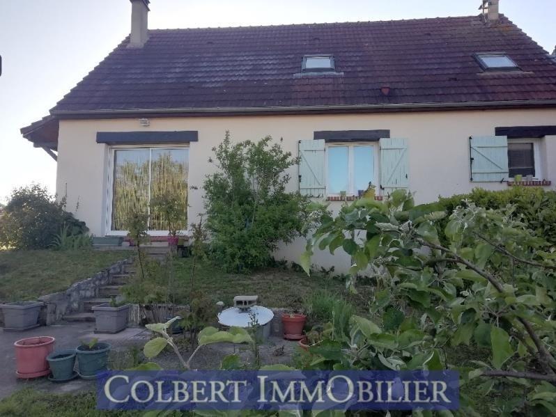 Venta  casa Augy 169000€ - Fotografía 3