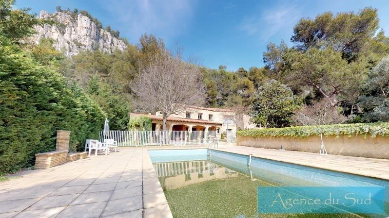 Vente de prestige maison / villa Gemenos 750000€ - Photo 7