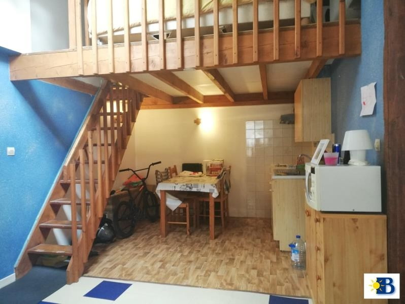 Location appartement Chatellerault 336€ CC - Photo 1