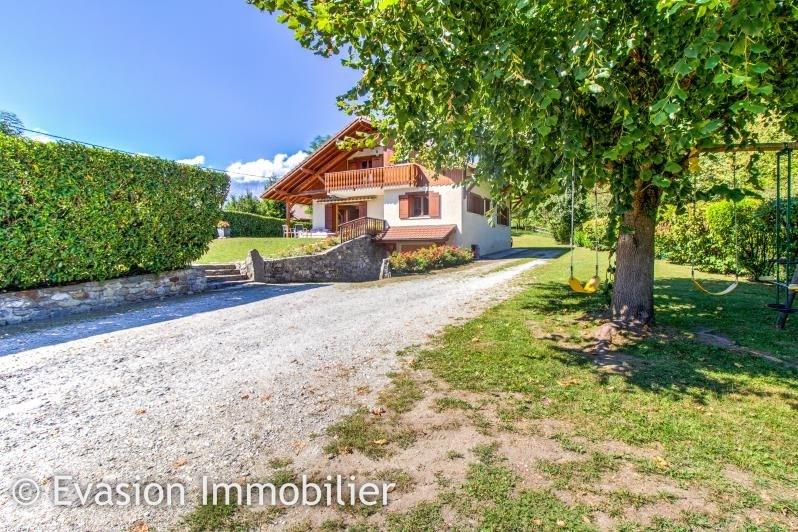 Sale house / villa Passy 520000€ - Picture 3
