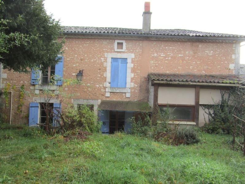Vente maison / villa Villamblard 149000€ - Photo 1