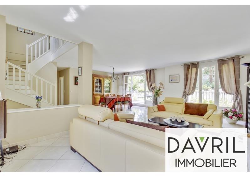 Sale house / villa Neuville sur oise 749000€ - Picture 2