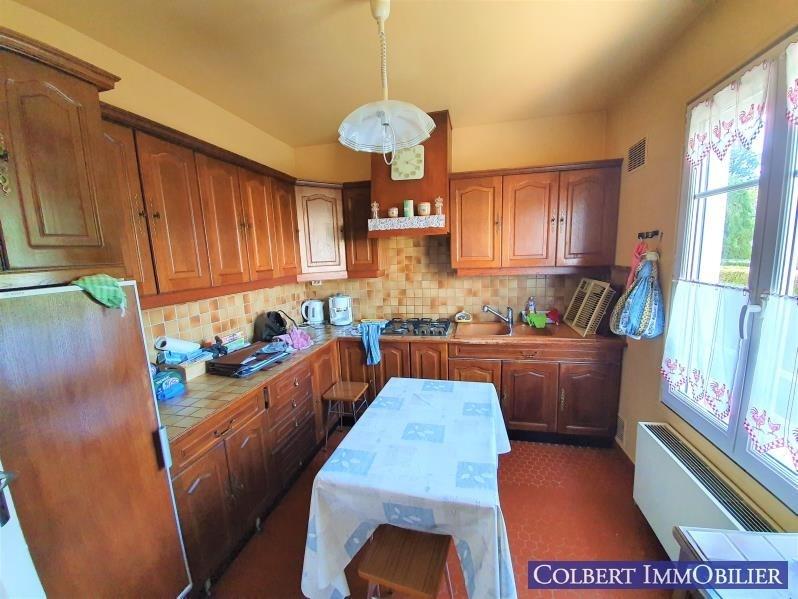Sale house / villa Moneteau 158900€ - Picture 5