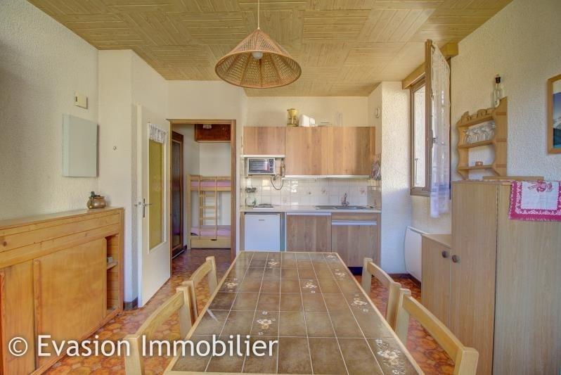 Sale apartment Passy 55000€ - Picture 2