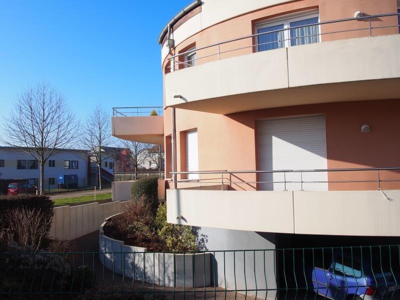 Vendita appartamento Vendenheim 219900€ - Fotografia 1