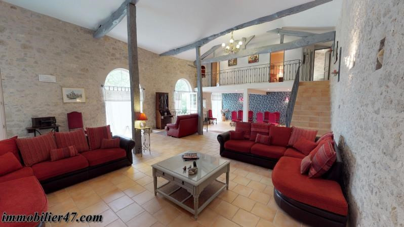 Vente de prestige maison / villa Prayssas 649 000€ - Photo 3