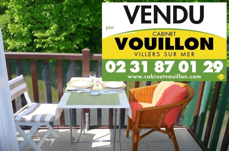 Vendita appartamento Villers sur mer 79900€ - Fotografia 1