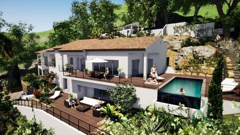 Deluxe sale house / villa Rayol canadel sur mer 2995000€ - Picture 5