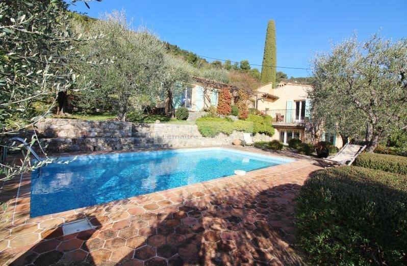 Vente de prestige maison / villa Le tignet 749000€ - Photo 18