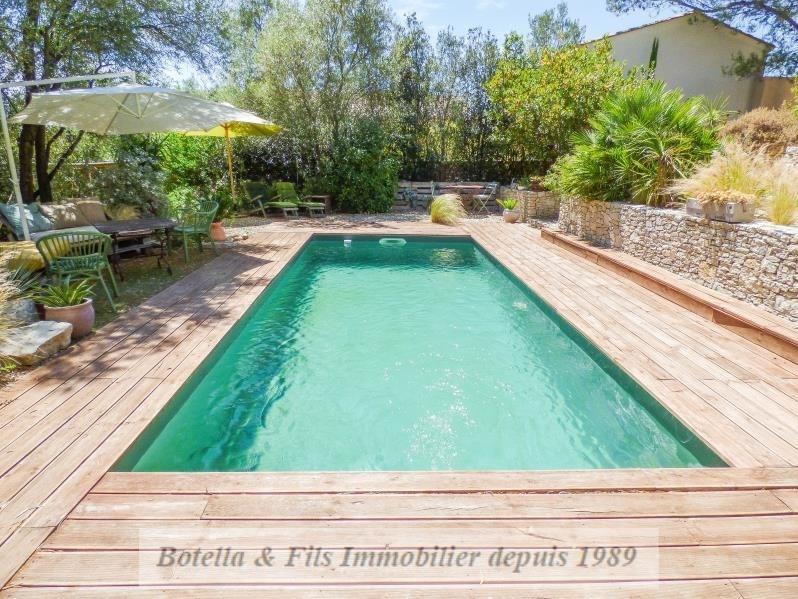Immobile residenziali di prestigio casa Uzes 512000€ - Fotografia 3