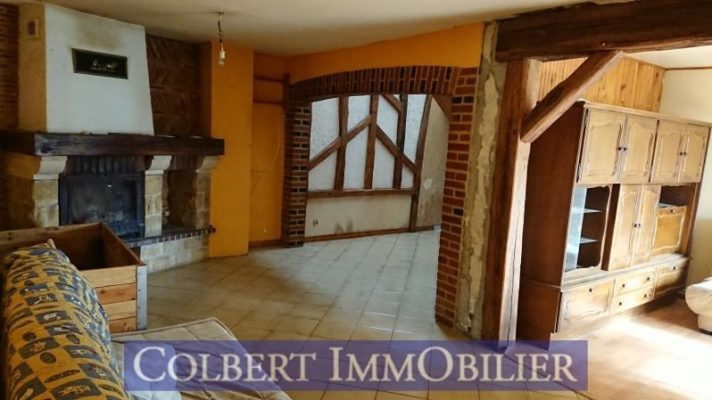Vente maison / villa Saints 93 000€ - Photo 2