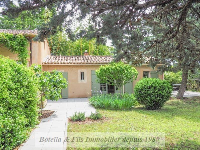 Verkoop van prestige  huis Uzes 849000€ - Foto 14