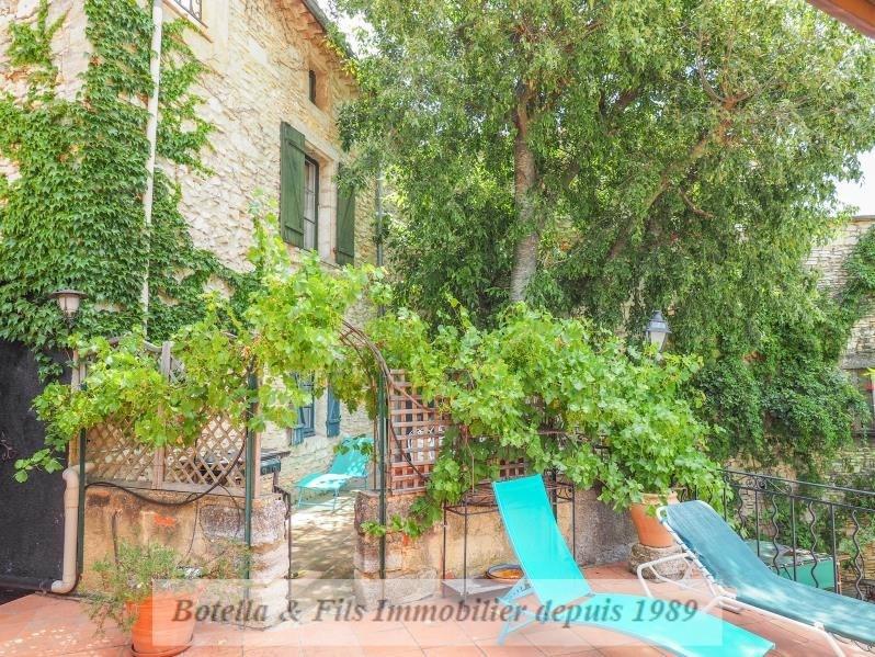 Vente de prestige maison / villa Uzes 899000€ - Photo 4