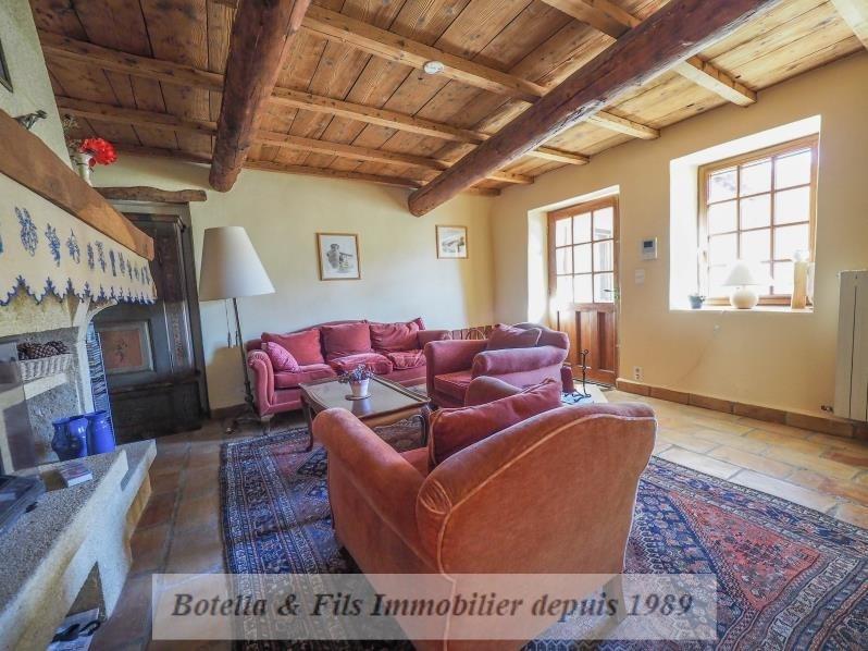 Vente de prestige maison / villa Uzes 483000€ - Photo 7