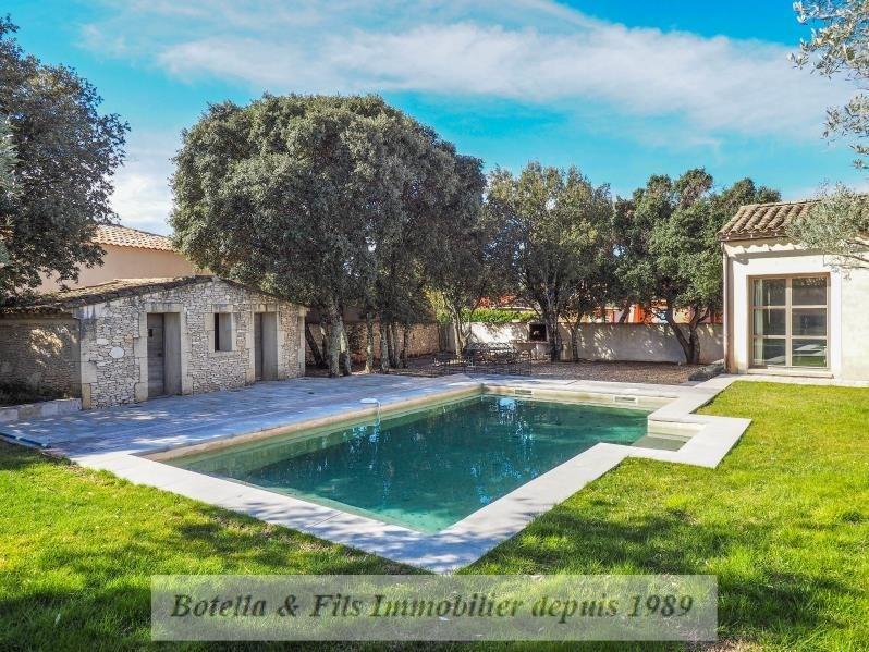 Verkoop van prestige  huis Uzes 729000€ - Foto 1