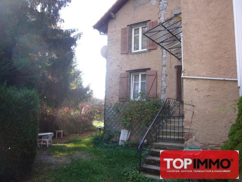 Sale house / villa Saales 69 900€ - Picture 1